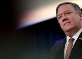 US Secretary of State Pompeo, BoycottChina, Army with bullet, Civilians with wallet, BoycottChineseApp