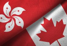 Hong Kong and Canada, BoycottChina, Army with bullet, Civilians with wallet, BoycottChineseApp